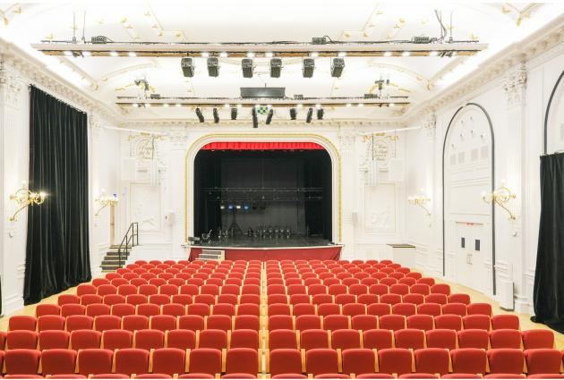 CLE MILLET INTERNATIONAL - THEATRE DE DREUX