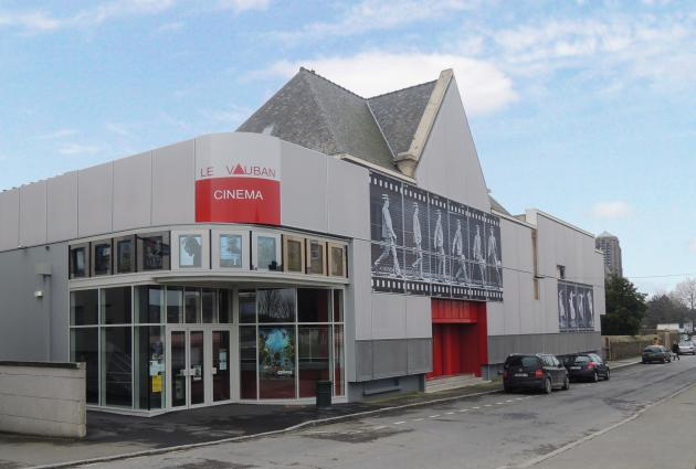 CINEMA LE VAUBAN CLE MILLET INTERNATIONAL