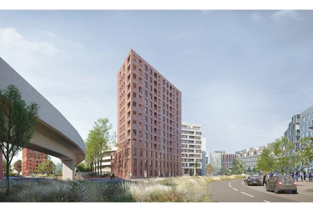 50 LOGEMENTS - GROUPE CLE MILLET INTERNATIONAL - BATHILDE MILLET