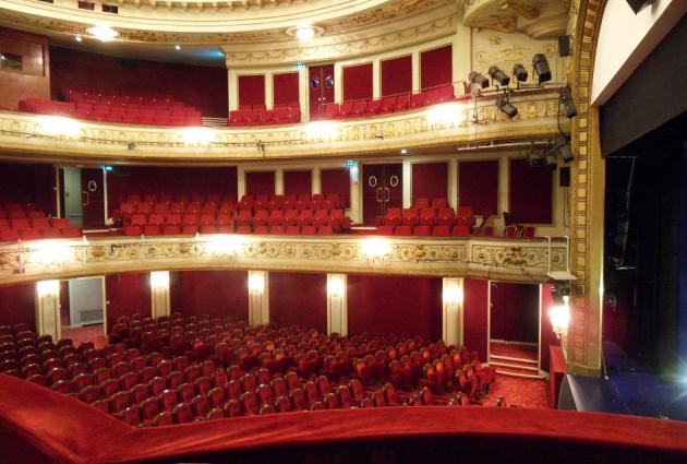 THEATRE MARIGNY - CLE MILLET INTERNATIONAL