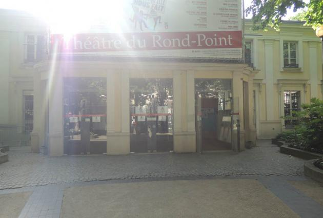 THEATRE DU ROND POINT - Clé Millet International