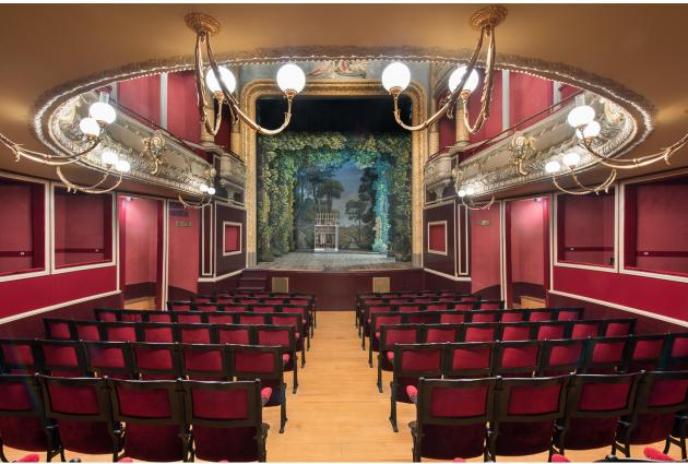 THEATRE BLOSSAC CHATELLERAULT CLE MILLET INTERNATIONAL